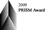 2009 PRISM Winner