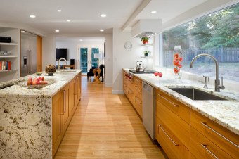 Second Act, Newton, MA – 2009 PRISM Award Best Kitchen Remodel Unlimited