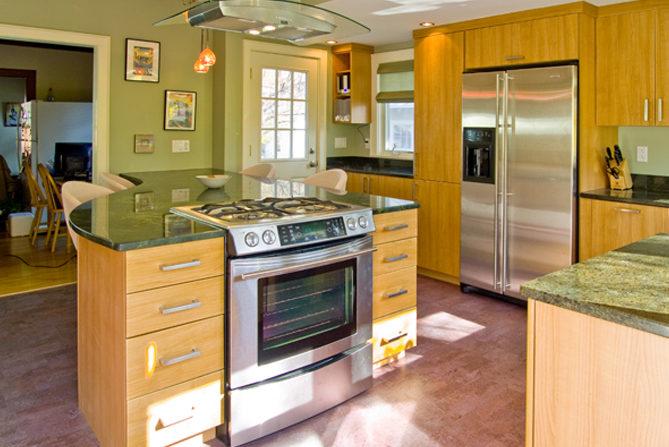 Bungalow Kitchen Addition U2013 2009 PRISM Award Best Kitchen Remodel Under  $75,000 U2013 MK Architecture + Design
