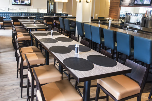 Buckminster Hotel-Fenmore Grill, Boston MA