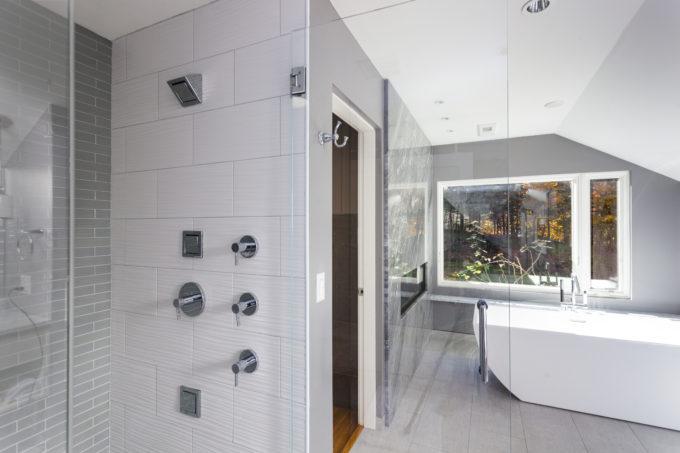 Luxury Bathroom Hingham Ma Mk Architecture Design