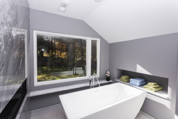 Luxury Bathroom, Hingham MA